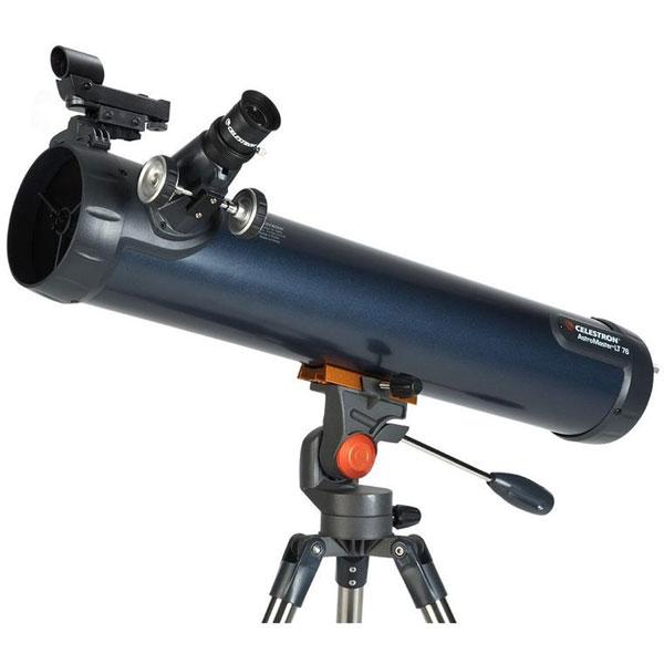 Фото - Телескоп Celestron AstroMaster LT 76 AZ (+ Книга «Космос. Непустая пустота» в подарок!) телескоп celestron astromaster