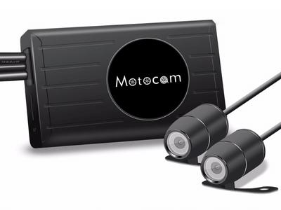 Видеорегистратор для мотоцикла NP Motocam M2 2ch GPS