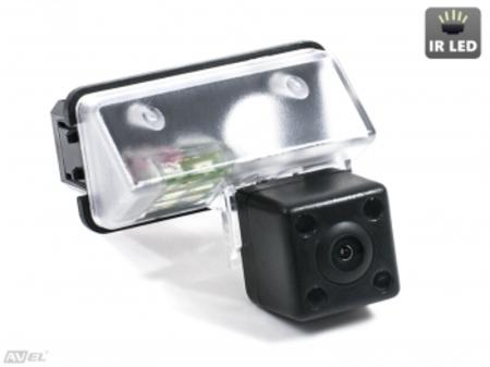 CMOS ИК штатная камера заднего вида AVS315CPR (#099) для автомобилей CITROEN/ PEUGEOT/ TOYOTA