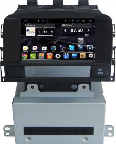 Штатная магнитола DayStar DS-7082HD Opel Astra J ANDROID 8.1.0 (8 ядер, 2Gb ОЗУ, 32Gb памяти) (+ Камера заднего вида в подарок!)
