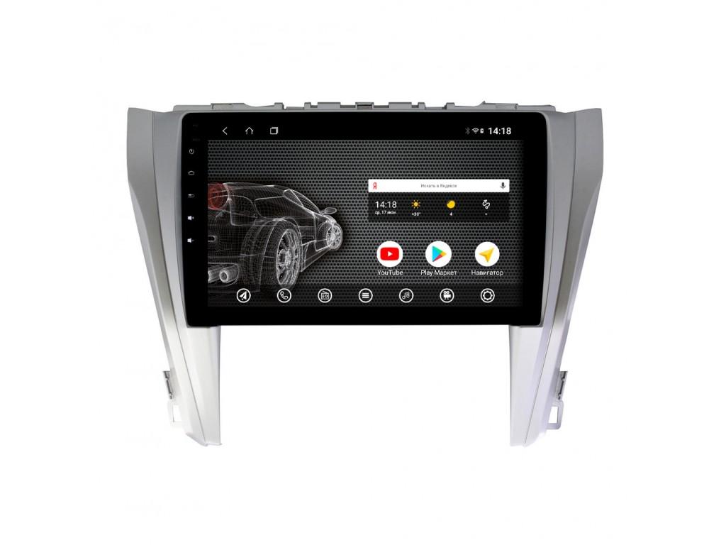 Головное устройство vomi FX349R10-MTK-LTE для Toyota Camry V55 2015-2017 (+ Камера заднего вида в подарок!)