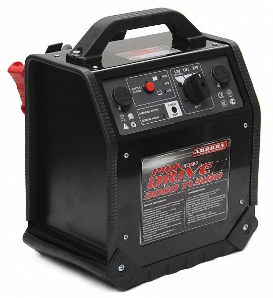 Профессиональное пусковое устройство Aurora DOUBLE DRIVE 3000 TURBO PRO(12/24В) (+ Power Bank в подарок!) адаптер питания 24в в 12в avis electronics avs241215dc