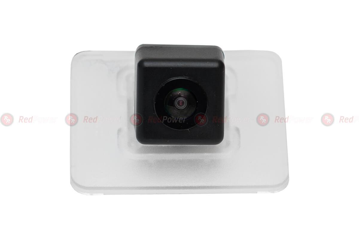 Штатная видеокамера парковки Redpower KIA095P Premium для Hyundai i40 (2014+)/KIA Optima (2012-2013) видеорегистратор в штатное место redpower dvr aud3 n черный для audi 2005 2014
