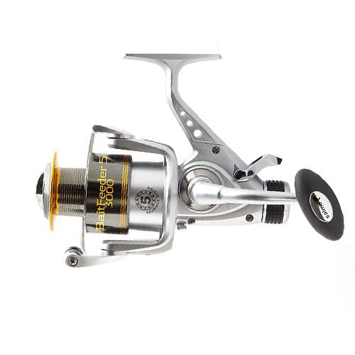 Катушка Salmo Diamond BAITFEEDER 5 5000BR катушка для рыбалки salmo sniper baitfeeder 1 6000br
