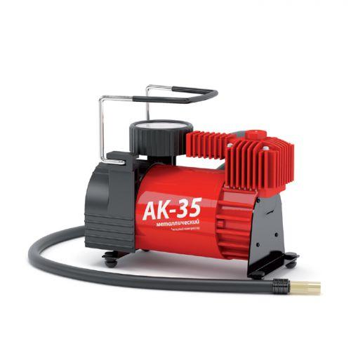 Компрессор автомобильный Autoprofi AK-35 компрессор ak 35