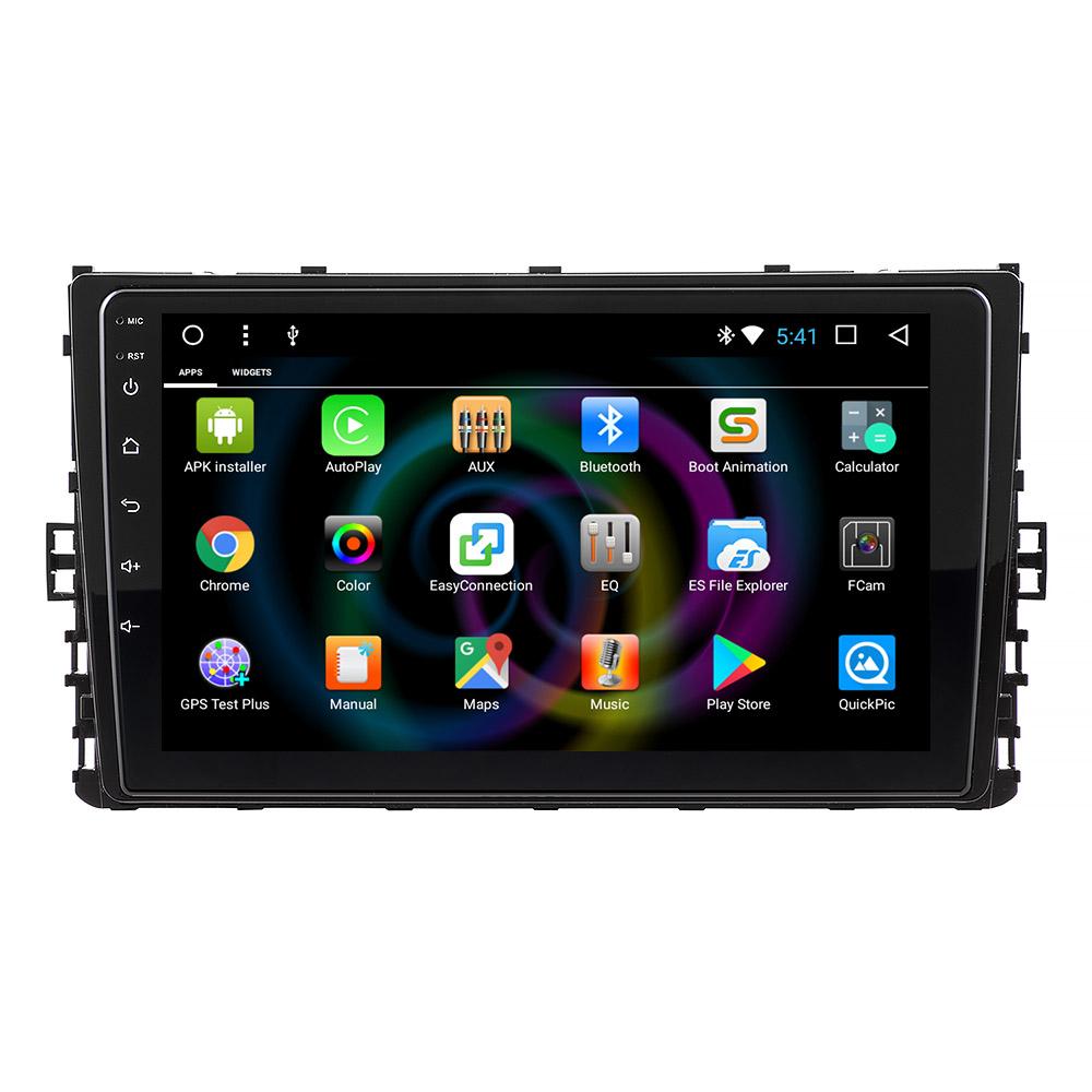 все цены на Штатное головное устройство MyDean B002 для Skoda / VW универсальная NEW (2018-) (+ Камера заднего вида в подарок!) онлайн