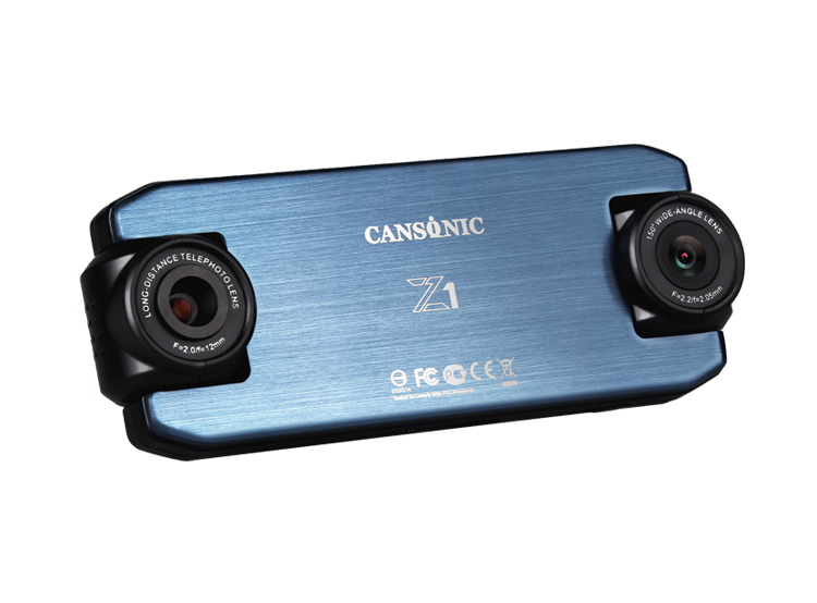 CANSONIC Z1 ZOOM GPS