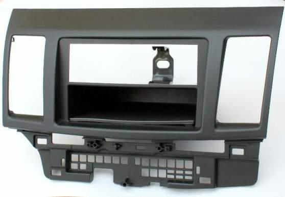 Переходная рамка Intro RMS-N08 для Mitsubishi Lancer 10 08+ 1DIN переходная рамка intro rfr n20 для renault scenic 09 1din