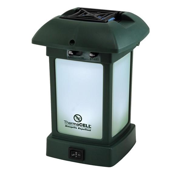 Устройство для защиты от комаров Thermacell Outdoor Lantern (+ Поливные капельницы в подарок!)