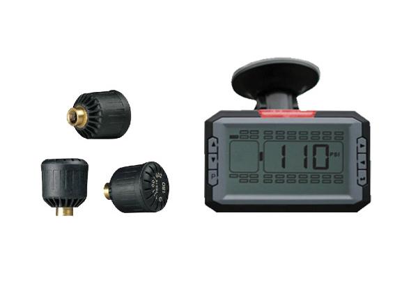 Система контроля давления и температуры в шинах для грузовиков ParkMaster TPMaSter TPMS 6-10 (6 внешних датчиков, дисплей) система контроля давления в шинах ritmix rtm 501