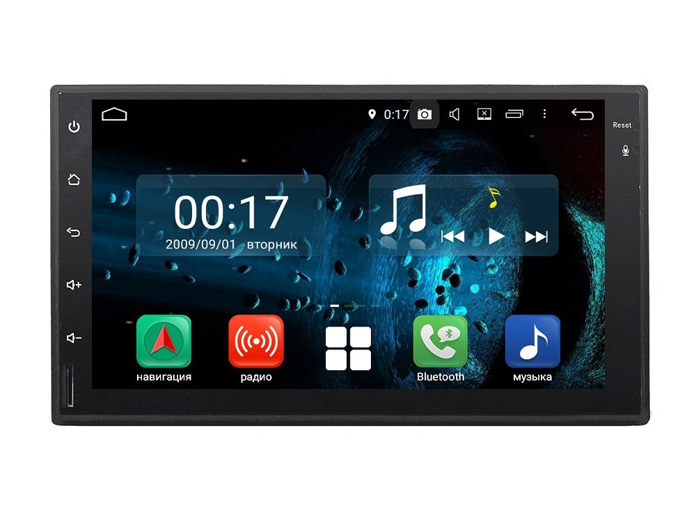 Штатная магнитола FarCar s200 универсальная на Android (V807) farcar s160 hyundai ix35 на android m047