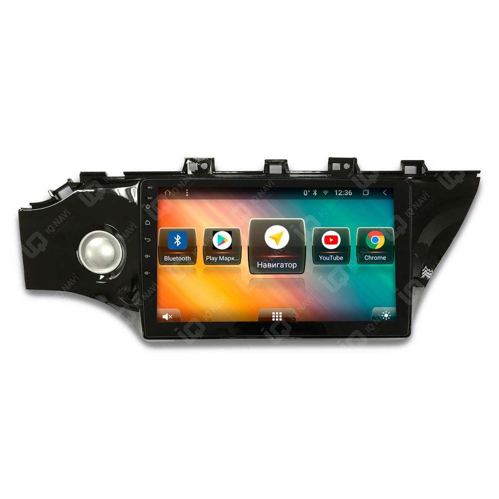 Автомагнитола IQ NAVI TS9-1719PFHD Kia Rio IV / X-Line (2017+) 10,1