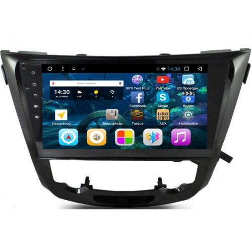 Штатная магнитола Nissan Xtrail T32 климат 2/16 GB IPS Vomi VM2728-T8 Android 6
