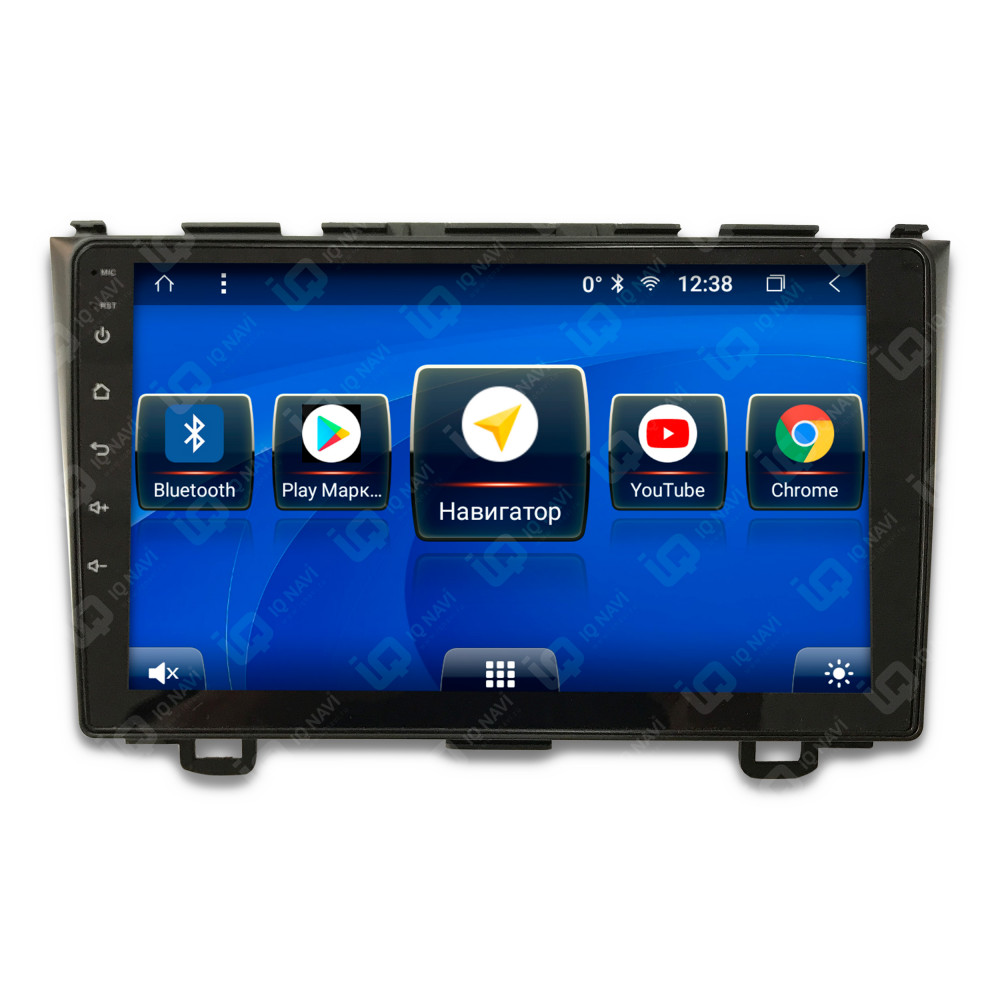 Автомагнитола IQ NAVI TS9-1506CFHD Honda CR-V III (2007-2012) 9