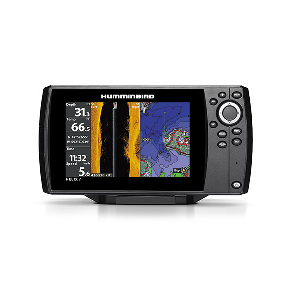 Эхолот Humminbird Helix 7x Chirp SI GPS G2N Eth/BT/ACL humminbird 688ci hd xd internal gps sonar combo xtreme depth fishfinder