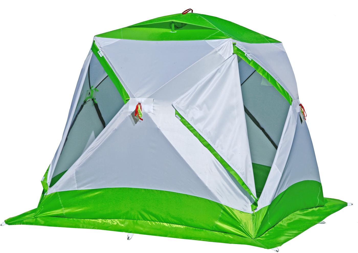 Зимняя палатка ЛОТОС Куб 3 Компакт палатка нельма куб 1 улов