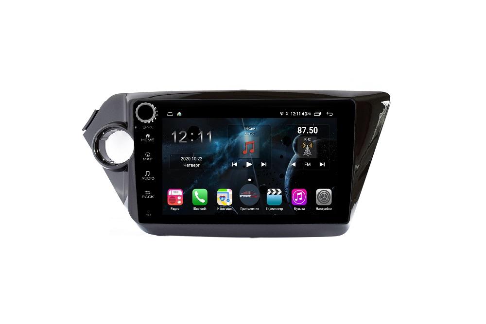 Штатная магнитола FarCar s400 для KIA Rio на Android (H106RB) (+ Камера заднего вида в подарок!)