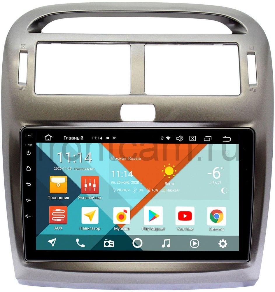 Штатная магнитола Lexus LS 430 III Wide Media KS9260QR-3/32 DSP CarPlay 4G-SIM на Android 10 (+ Камера заднего вида в подарок!)