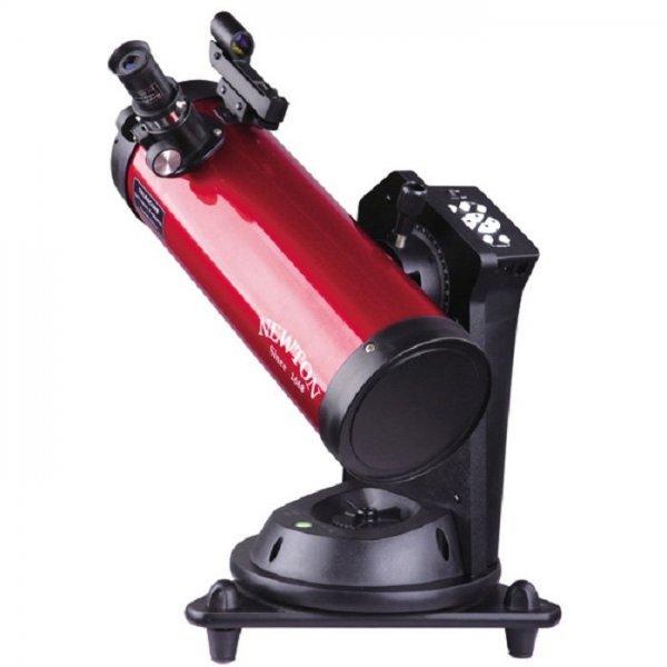 Телескоп Sky-Watcher Dob 114/500 Heritage Virtuoso GOTO, настольный (+ Книга знаний «Космос. Непустая пустота» в подарок!)