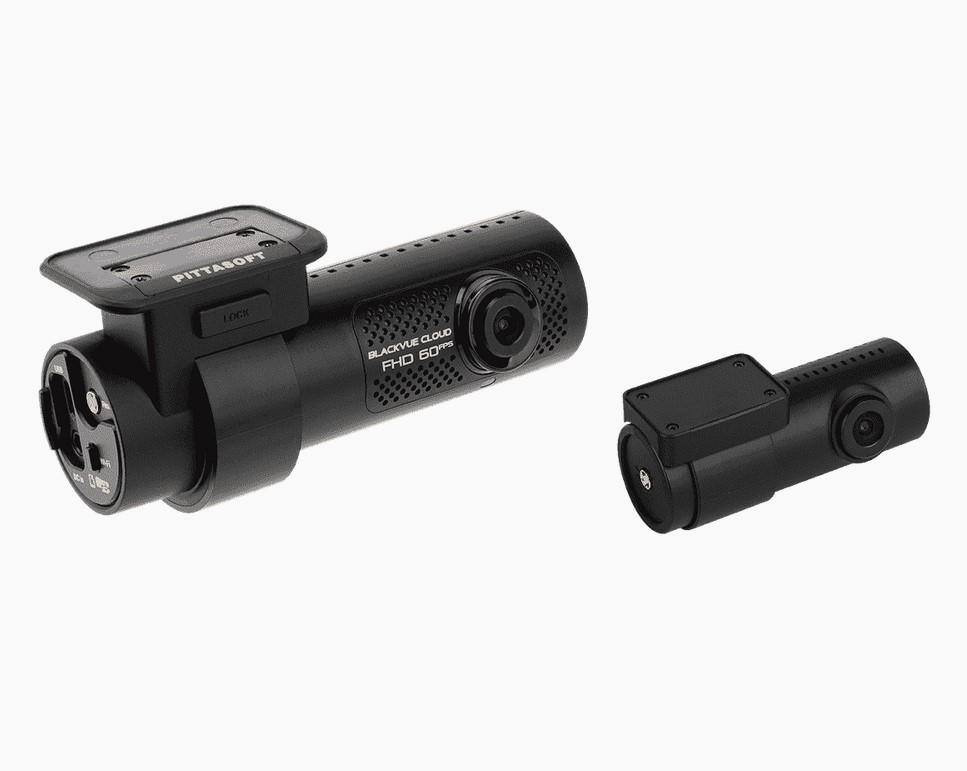 Автомобильный видеорегистратор Blackvue DR750X-2CH Plus (+ Power Magic Pro в подарок!)