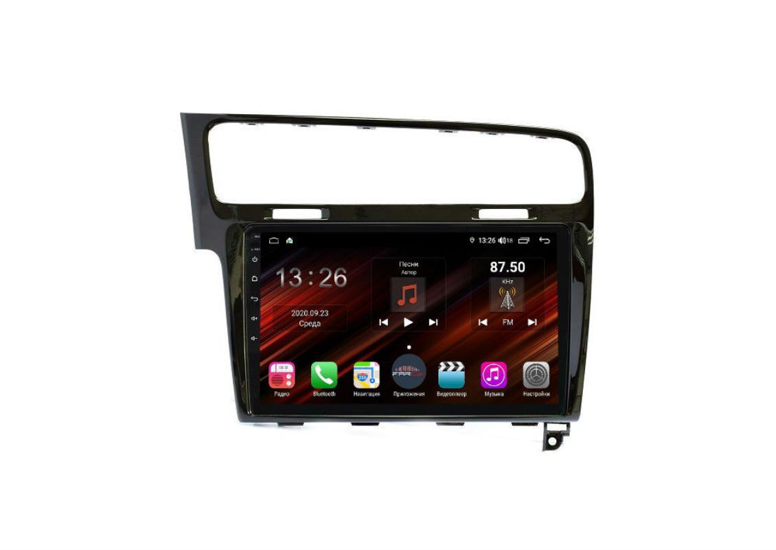 Штатная магнитола FarCar s400 Super HD для VW Golf 7 на Android (XH257R) (+ Камера заднего вида в подарок!)