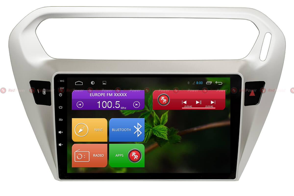 Автомагнитола для Citroen, Peugeot Redpower 31213 R IPS DSP ANDROID 7RedPower<br>RedPower – многофункциональные магнитолы с широким набором функций. На борту GPS/ГЛОНАСС модуль, есть возможность подключения к сети Интернет, удобная функция громкой связи и открытая операционная система Android. Доступ в PlayMarket позволяет устанавливать огромное количество приложений, делая ШГУ незаменимым помощником водителя.