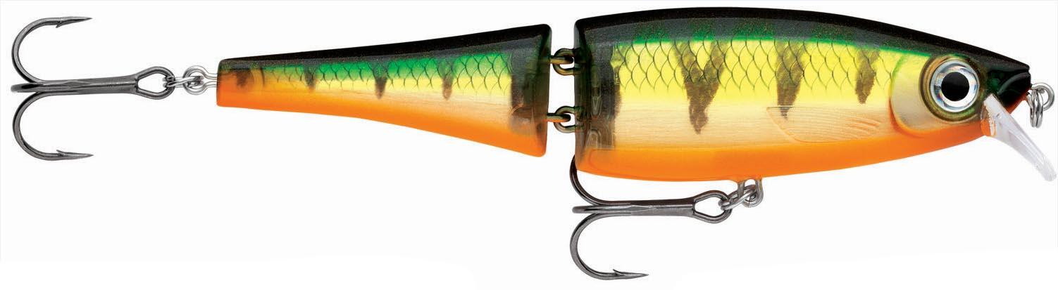 Воблер медленно тонущий Rapala BX Swimmer BXS12-P (1,2м-1,8м, 12см 22гр) цена