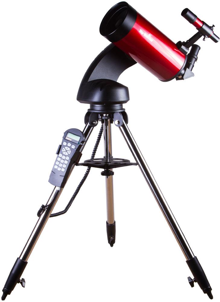 Телескоп Sky-Watcher Star Discovery MAK127 SynScan GOTO цена и фото