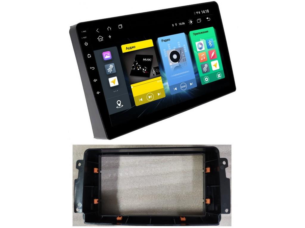 Головное устройство vomi FX400R9-MTK-LTE для Mercedes-Benz G W463, C W203, CLK C209/W209 (+ Камера заднего вида в подарок!)