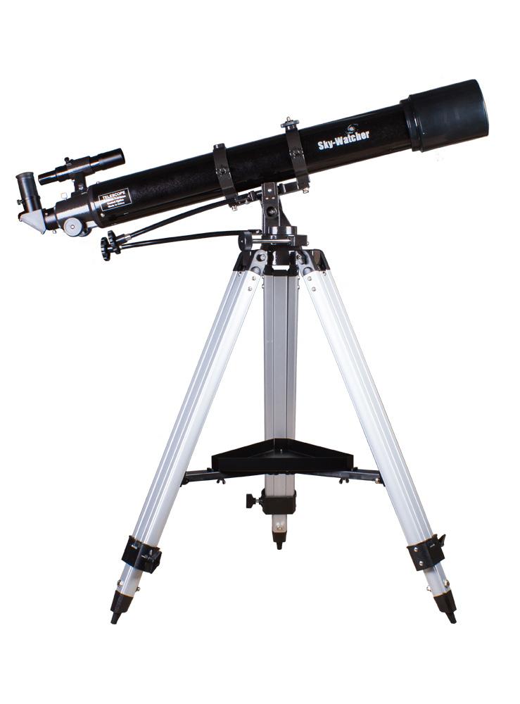 диагональное зеркало sky watcher 90° 2 с диэлектрическим покрытием Телескоп Sky-Watcher BK 909AZ3