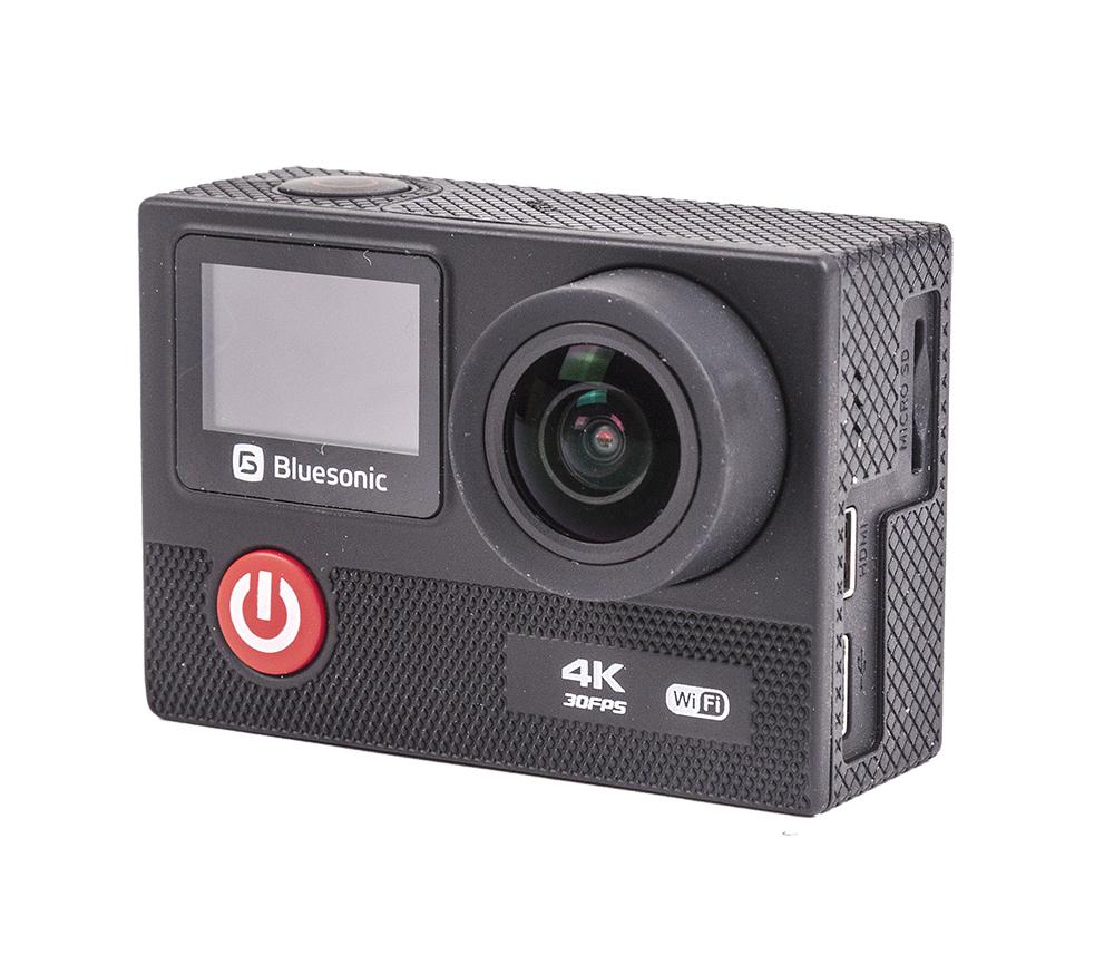 4К экшн-камера в сверхтонком корпусе Bluesonic BS-S111 bluesonic bs f115
