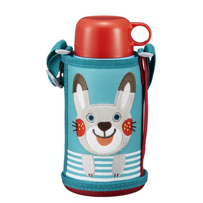 Термос детский Tiger MBR-T06G Rabbit 0,6 л (кролик)