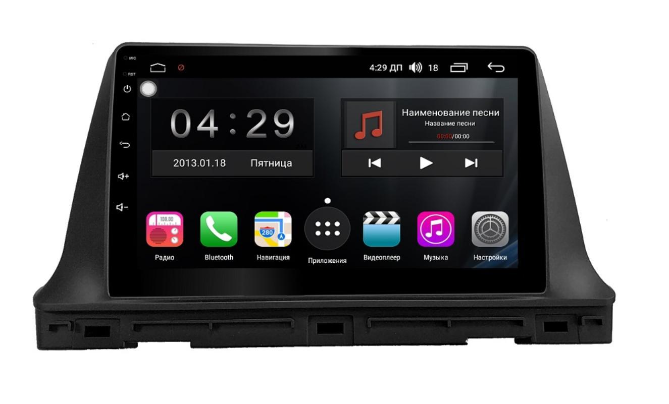 Штатная магнитола FarCar s300-SIM 4G для KIA Seltos на Android (RG1221R) (+ Камера заднего вида в подарок!)