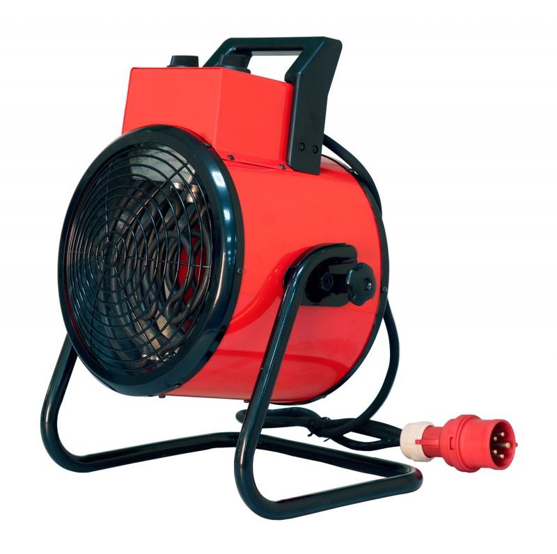 Электрическая тепловая пушка HEAT PLUS 5000 цена и фото