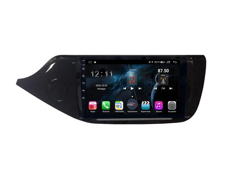 Штатная магнитола FarCar s400 для KIA Ceed на Android (TG216R) (+ Камера заднего вида в подарок!)
