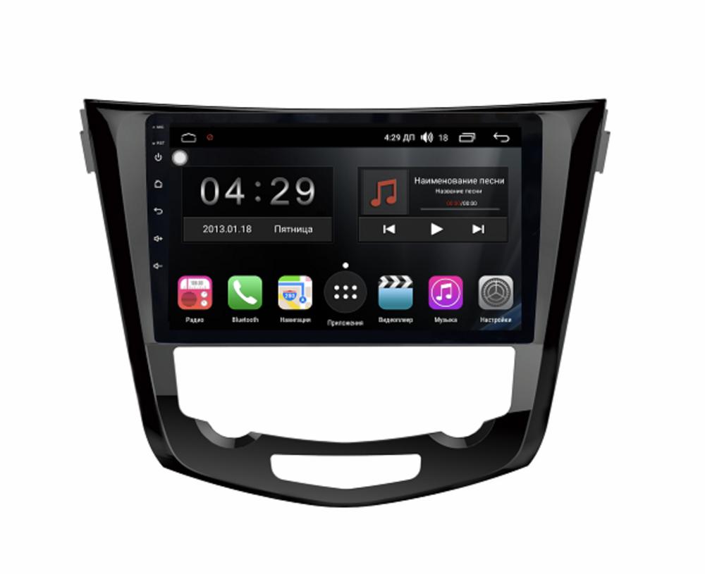 цена на Штатная магнитола FarCar s300-SIM 4G для Nissan Qashqai II, X-Trail III (T32) 2015-2019 на Android (RG665R) (+ Камера заднего вида в подарок!)