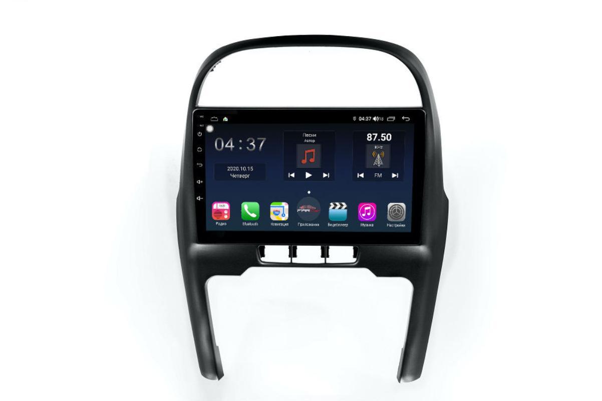 Штатная магнитола FarCar s400 для Chery Tiggo 7 на Android (TG1027R) (+ Камера заднего вида в подарок!)