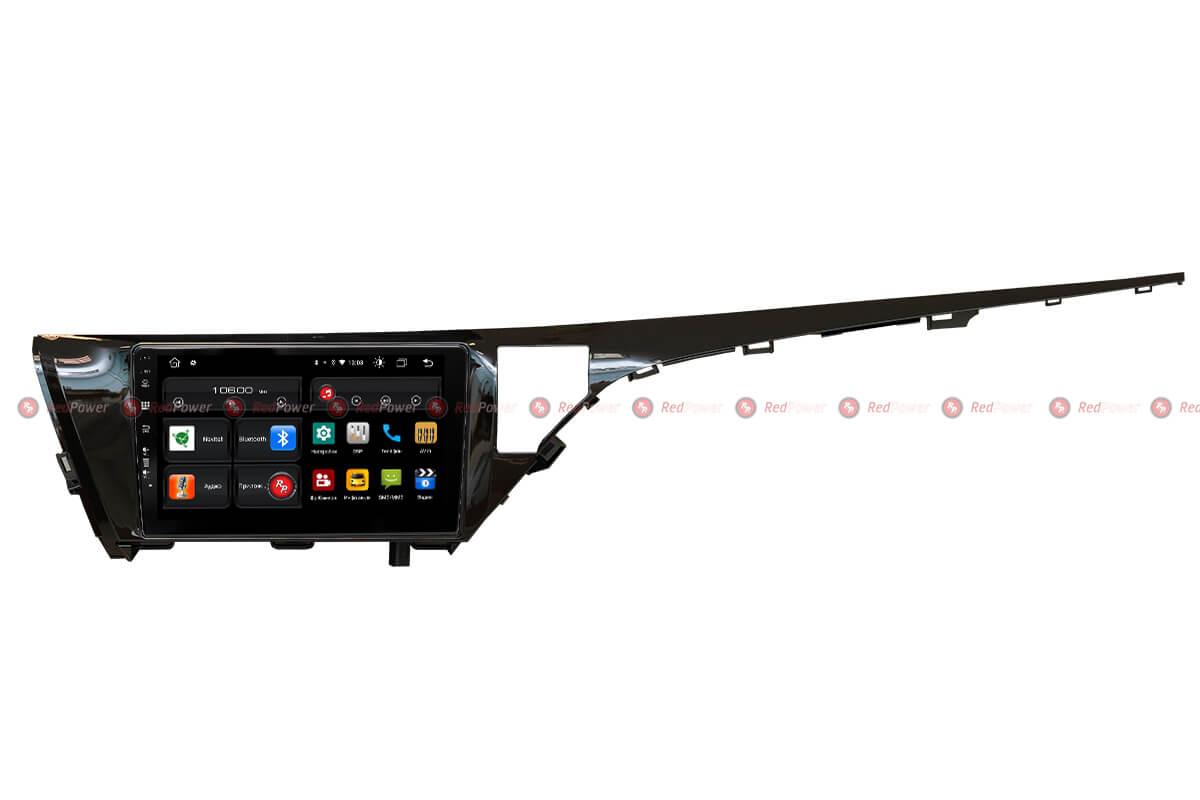 Автомагнитола для Toyota Camry XV70 RedPower 61331 (+ Камера заднего вида в подарок!)