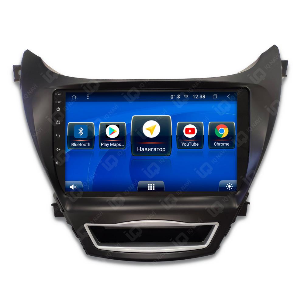Автомагнитола IQ NAVI T58-1601CFHD Hyundai Elantra V (MD) (2010-2014) 9 (+ Камера заднего вида в подарок!) printio детские боди матроскин