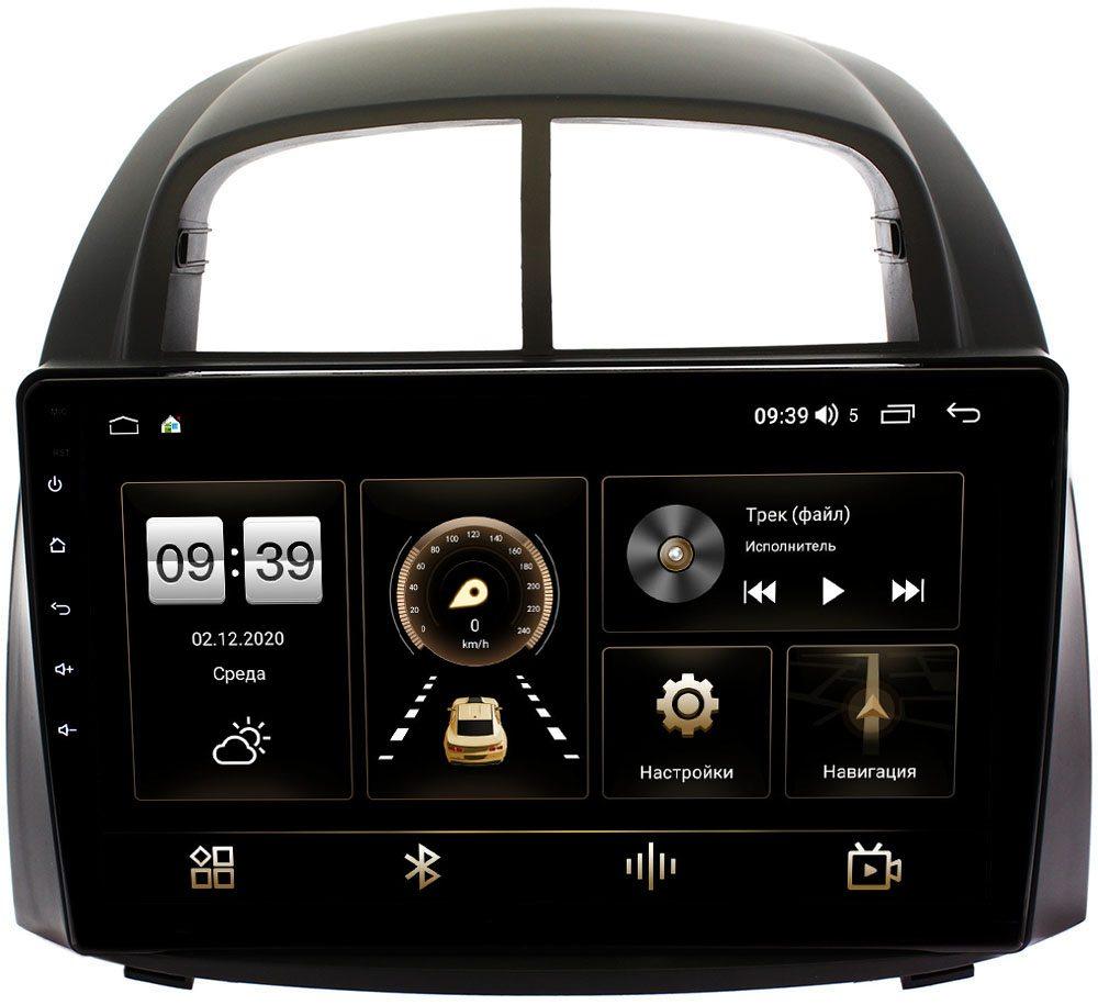 Штатная магнитола Toyota Passo I 2004-2010 LeTrun 4195-1075 на Android 10 (6/128, DSP, QLed) С оптическим выходом (+ Камера заднего вида в подарок!)