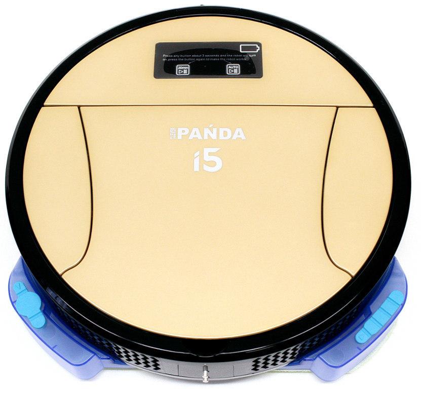Робот пылесос cleverPANDA i5 GOLD NEW 2019