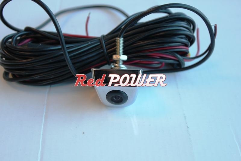 Универсальная видеокамера парковки Redpower PH-167-1 (Хром)
