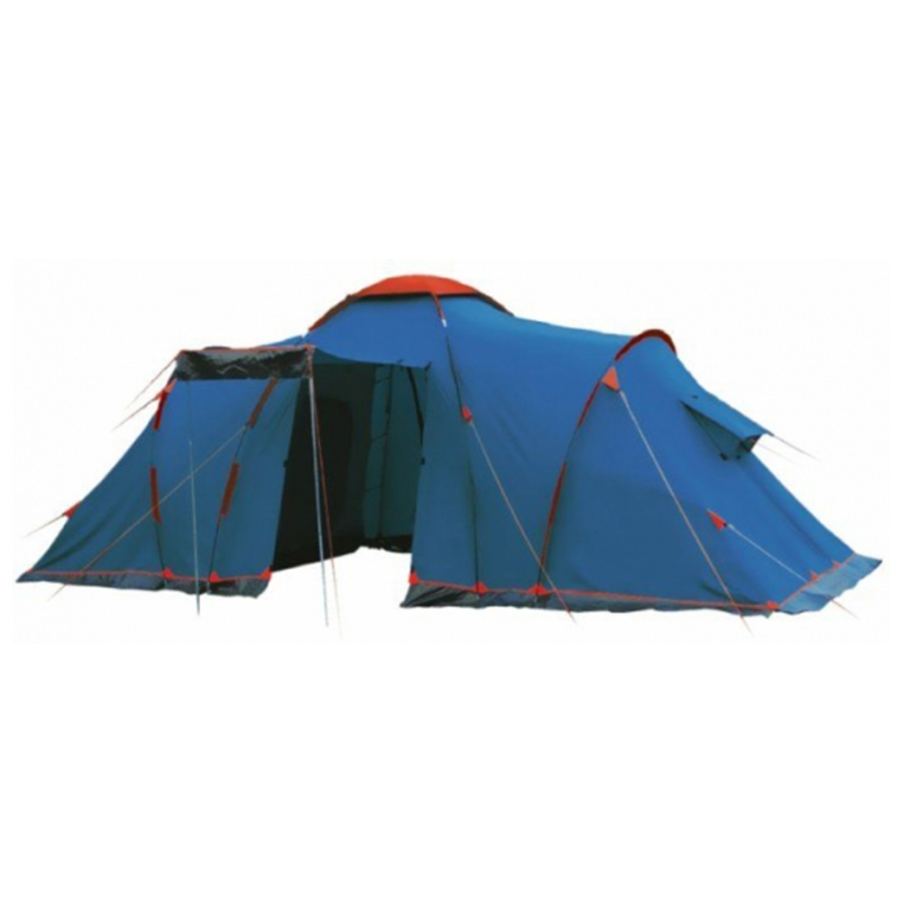 Палатка Sol Castle 4 синяя