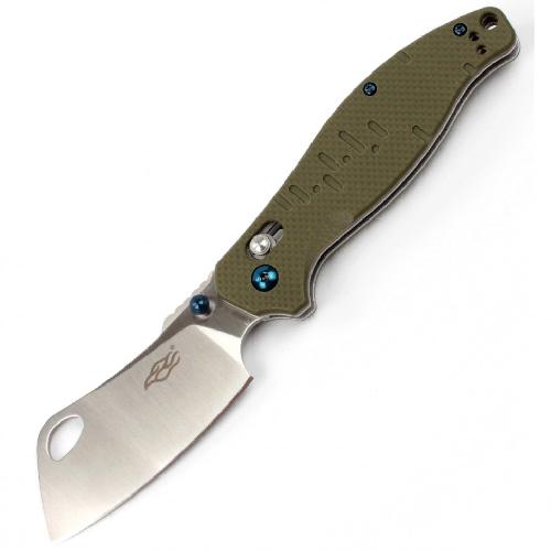 Нож Firebird F7551-GR зеленый.