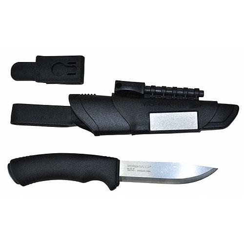 Нож универсальный в пластиковых ножнах MoraKNIV BUSHCRAFT SURVIVAL блистер