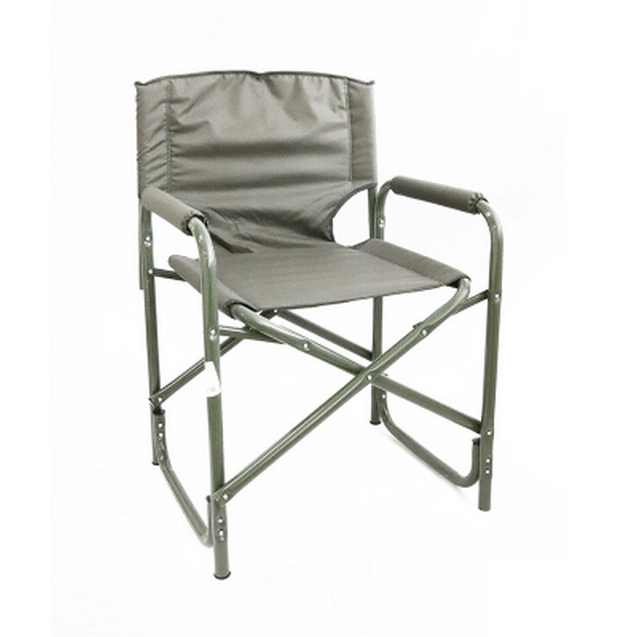 Кресло складное СЛЕДОПЫТ 585х450х825 мм, сталь 25 мм, хаки кресло складное nika пс1 х хаки