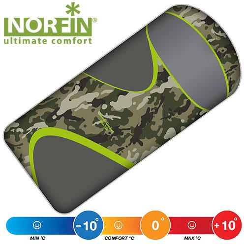Мешок-одеяло спальный Norfin SCANDIC COMFORT PLUS 350 NC L