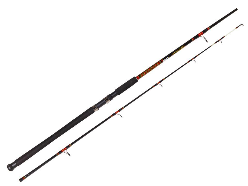 Удилище троллинговое Salmo Power Stick TROLLING SPIN 2.40/HX (+ Леска в подарок!)