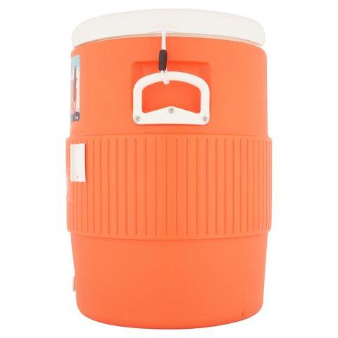 Изотермический контейнер (термобокс) Igloo 10 Gal (37,5 л.), оранжевый