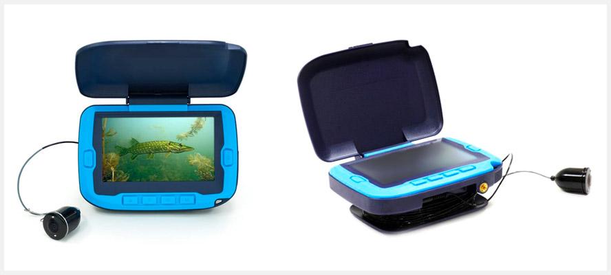 Подводная камера для зимней рыбалки CALYPSO UVS-02